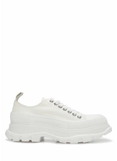 Alexander McQueen Alexander McQueen Tread Slick  Kadın Sneaker 101611776 Beyaz